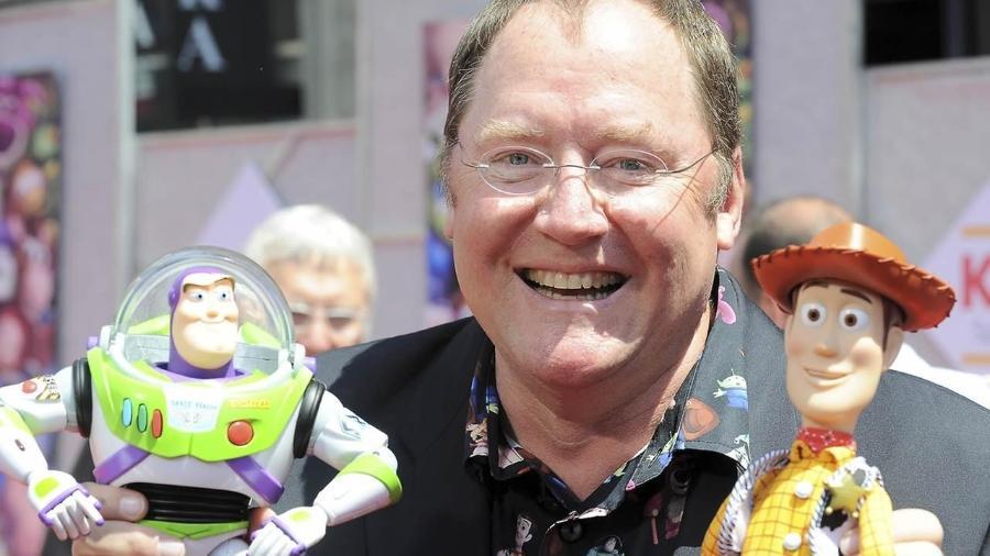 John Lasseter - Divulgação