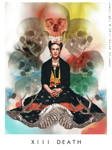 Tarô feminista homenageia mulheres inspiradoras - Reprodução/Our Tarot
