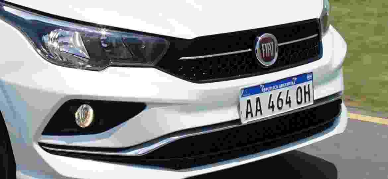 Fiat Cronos Precision 1.8 AT - Marcelo Ferraz/UOL