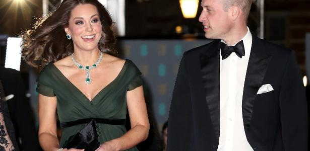 kate middleton principe william bafta