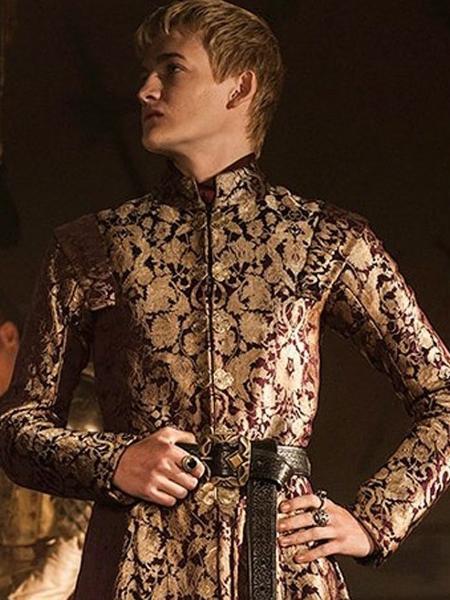 """Jack Gleeson em cena na série """"Game of Thrones"""" - Divulgação"""