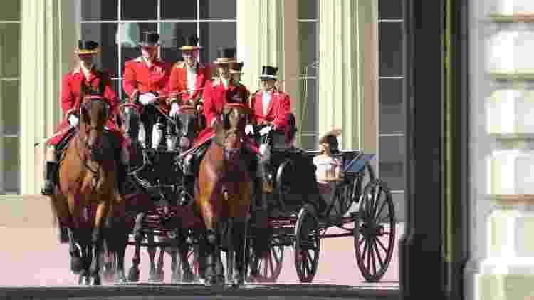 Trooping the Colour - Getty Images - Getty Images