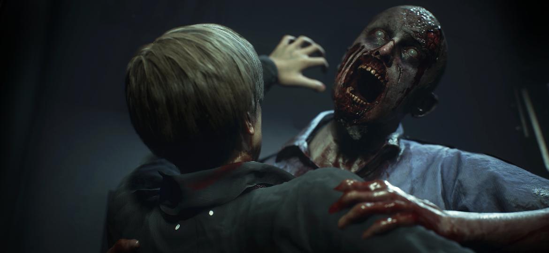 Resident Evil 2 Remake - Divulgação/Capcom