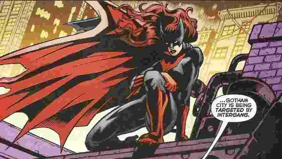 Batwoman também ganhará live-action na TV - Reprodução