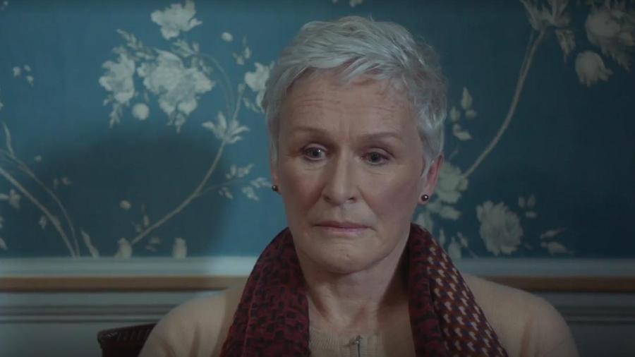 """Glenn Close em """"The Wife"""" - Divulgação"""