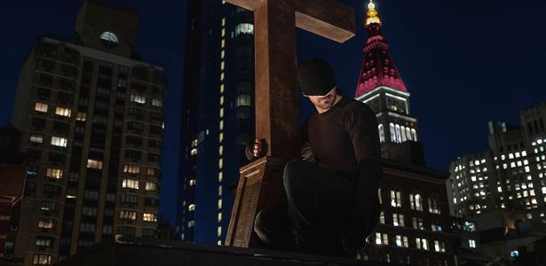 Charlie Cox é o Demolidor na terceira temporada da série da Marvel na Netflix