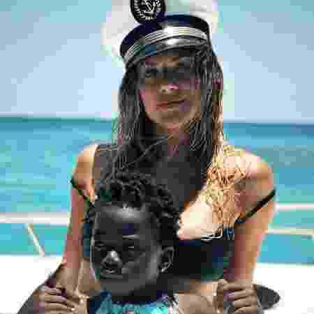 Giovanna Ewbank e Titi - Reprodução/Instagram