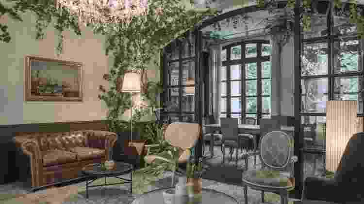 Divulgação/Can Bordoy Grand House & Garden