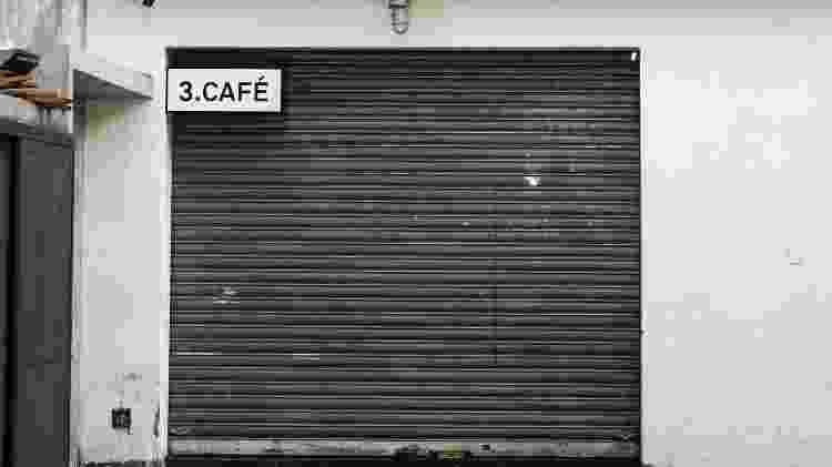 Café loja três - Veronica Cowie/UOL - Veronica Cowie/UOL