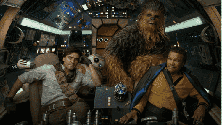 Nova foto de Star Wars - Reprodução/Vanity Fair - Reprodução/Vanity Fair