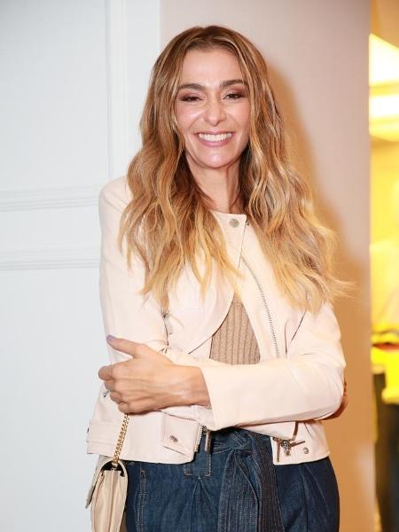 Mônica Martelli em evento da marca Le Lis Blanc  - Iwi Onodera/Brazil News
