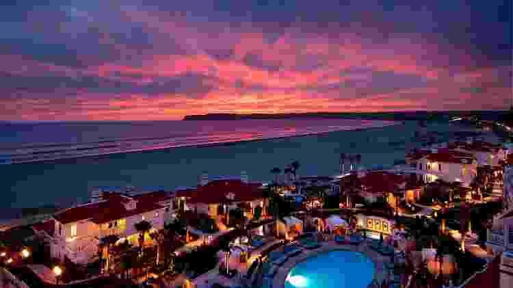 Hotel del Coronado (Estados Unidos) - Divulgação/Hilton - Divulgação/Hilton