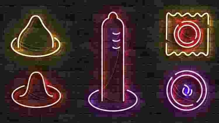 Camisinha - preservativo - sexo químico - ComicSans/iStock - ComicSans/iStock