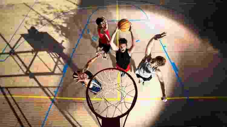 basquete - iStock - iStock