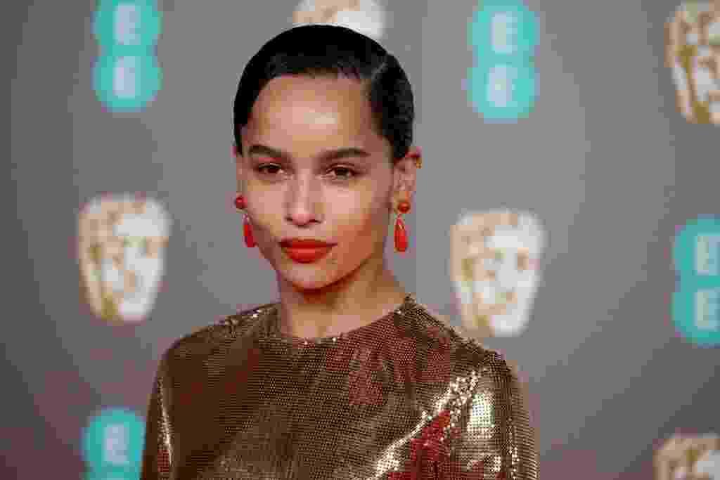LONDON, ENGLAND - FEBRUARY 02: Zoe Kravitz attends the EE British Academy Film Awards 2020 at Royal Albert Hall on February 02, 2020 in London, England. (Photo by Mike Marsland/WireImage ) - Mike Marsland/Mike Marsland/WireImage