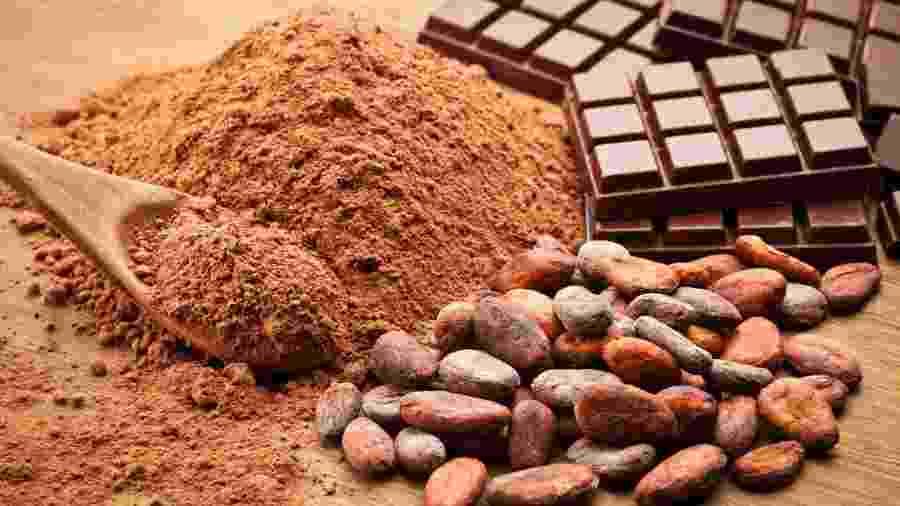Cacau e chocolate - iStock