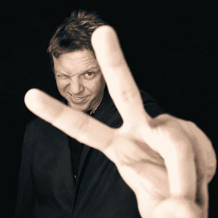 O cantor Vinny - Divulgação
