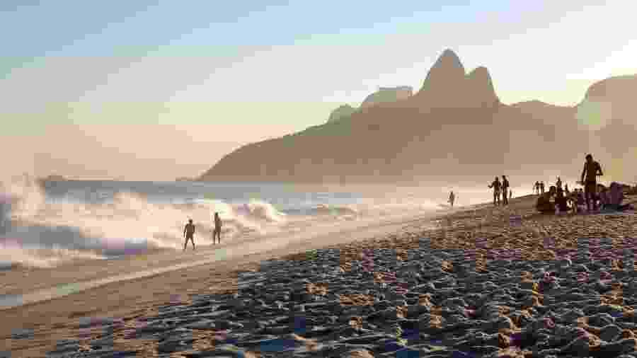 Rio de Janeiro: retração do turismo - Getty Images