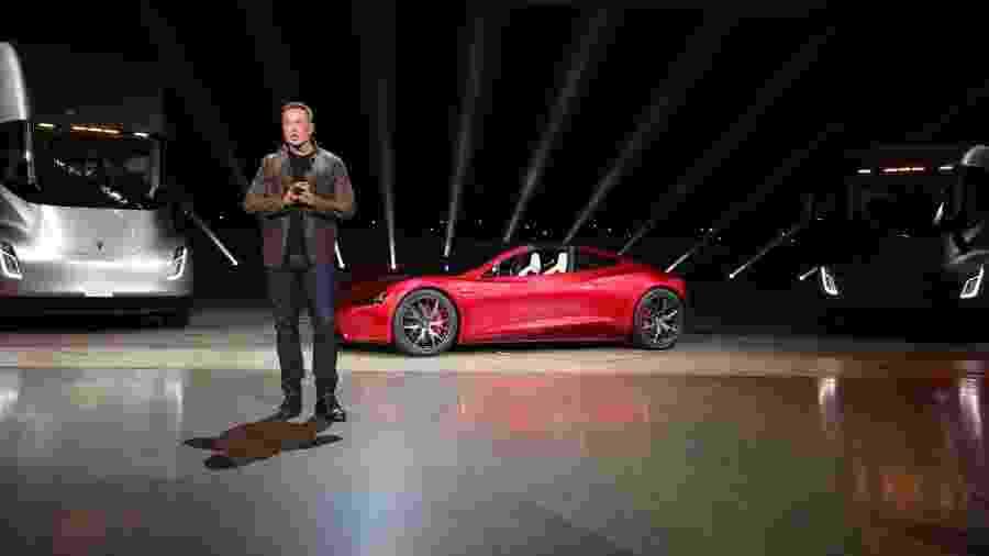 Elon Musk - Divulgação