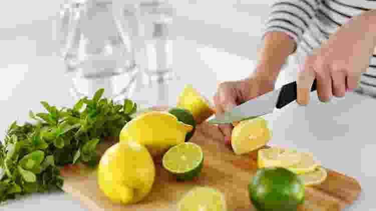 Saiba para cada limão serve - Getty Images/iStockphoto - Getty Images/iStockphoto