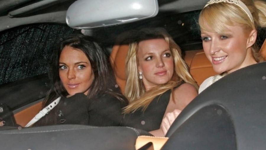 Paris Hilton explica clique com Britney Spears e Lindsay Lohan - Reprodução/Instagram