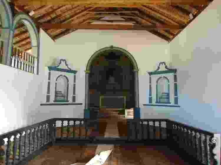 Igreja de Nossa Senhora do Rosário - Divulgação/Iepha MG - Divulgação/Iepha MG