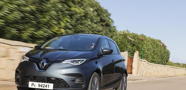 Carros   Renault Zoe reforça a autonomia, mas não escapa do preço alto