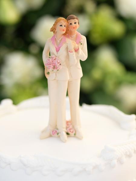 64,1% dos eleitores votaram a favor do casamento entre pessoas do mesmo sexo - iStock
