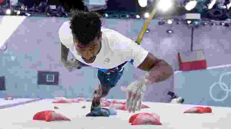 Escalada olímpica - benefícios do esporte -  Tsuyoshi Ueda - Pool / Equipe/ Getty Images -  Tsuyoshi Ueda - Pool / Equipe/ Getty Images
