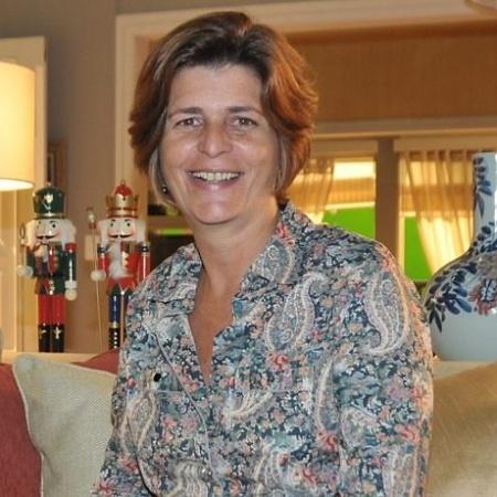 Cristianne Fridman, novelista da Record - Divulgação/Record