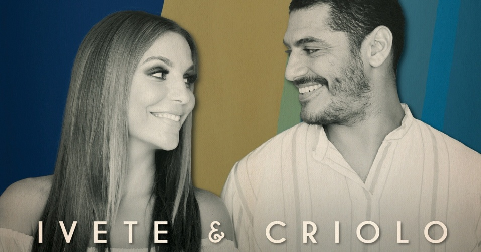 Capa do disco ?Viva Tim Maia - Ivete e Criolo?