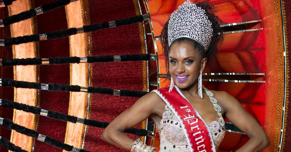 """Em 2015, Tarine Lopes desbancou 23 candidatas e foi campeã do concurso """"Musas do Carnaval"""" do Caldeirão do Huck"""