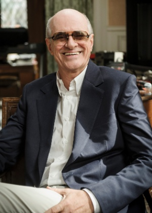 """Marcos Caruso interpreta o bon vivant Feliciano em """"A Regra do Jogo"""" - Caiuá Franco/Globo"""