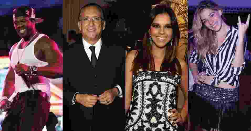 Cancerianos famosos - Getty Images/Foto Rio News