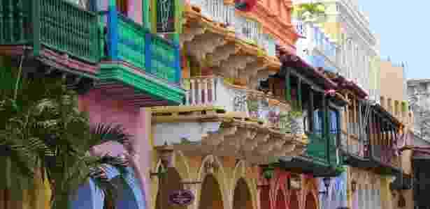 Cartagena de Índias (Colômbia): A agência 55destinos (www.55destinos.com) tem pacote de quatro noites com áereo e hotel com café da manhã inclusos. - Divulgação - Divulgação