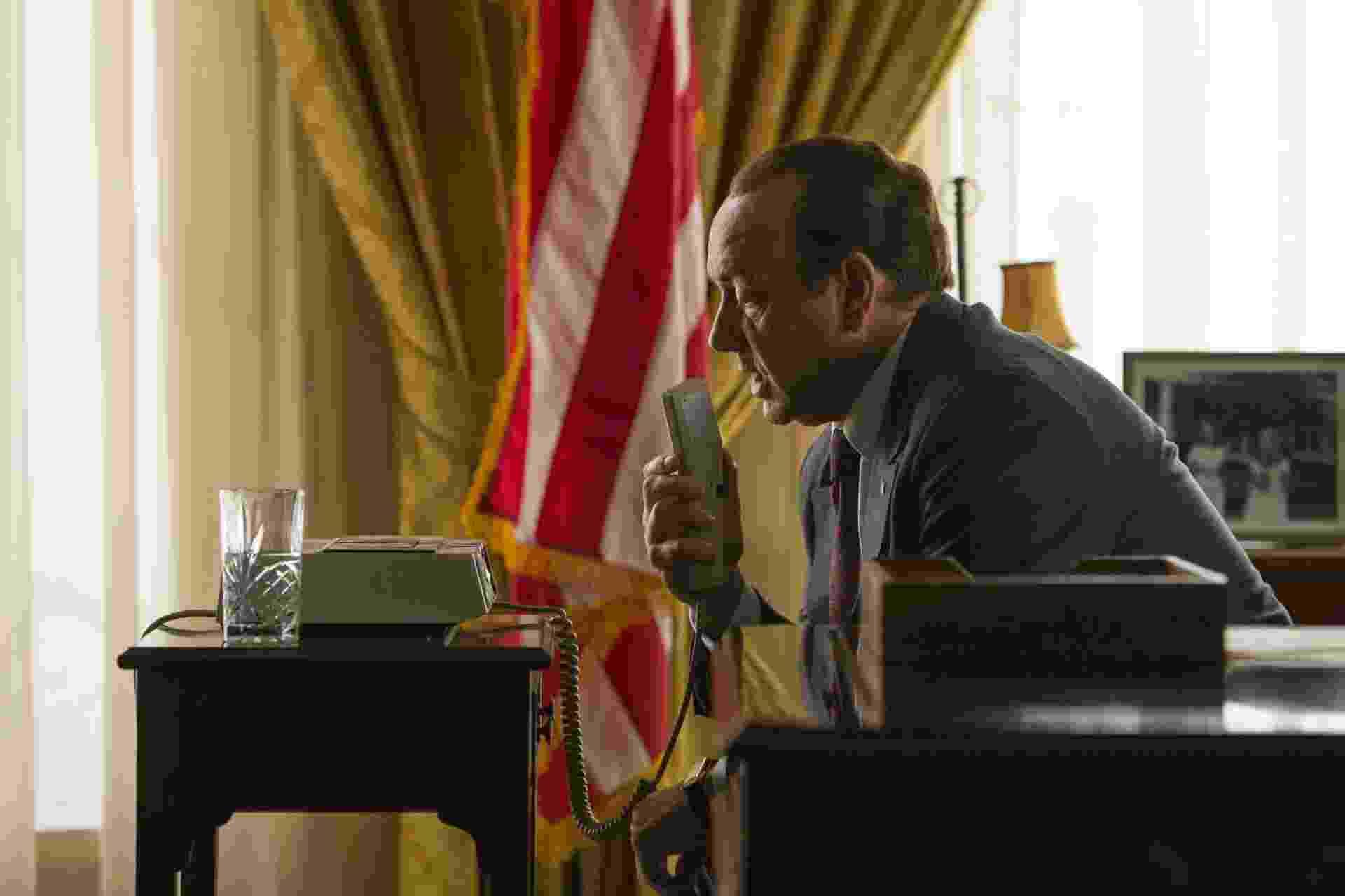 """Cena do filme """"Elvis & Nixon"""" - Divulgação"""