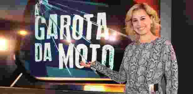 """Daniela Escobar será uma vilã milionária na série """"A Garota da Moto"""" - Leonardo Nones/SBT"""