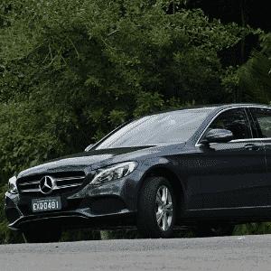 Mercedes-Benz C180 flex - Murilo Góes/UOL