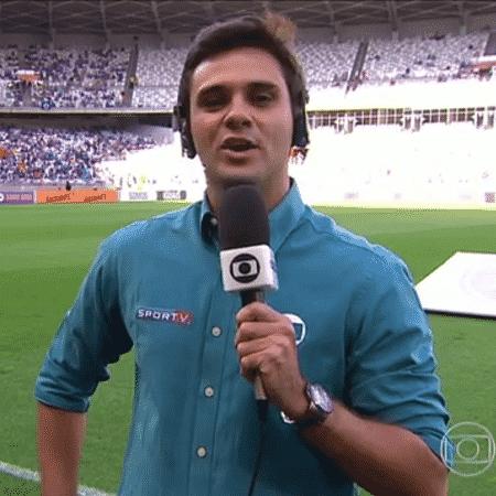 Guilherme Marques era repórter da Globo desde 2013 - Reprodução/TV Globo - Reprodução/TV Globo