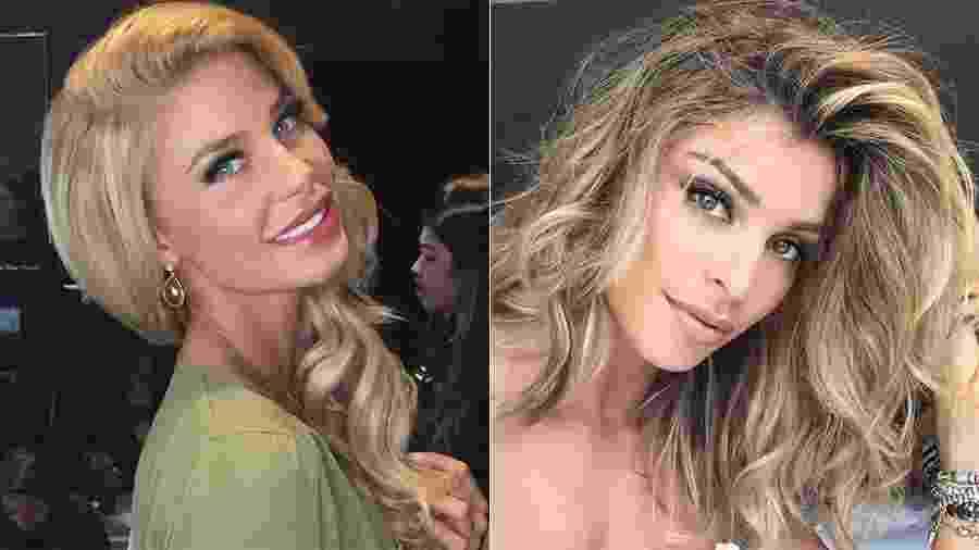 A Miss Dinamarca Christina Mikkelsen é comparada a brasileira Grazi Massafera - Reprodução/Instagram
