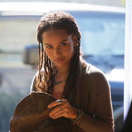 """Zoë Kravitz como Bonnie Carlson na série """"Big Little Lies"""" - Divulgação/HBO"""