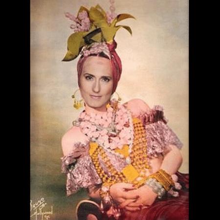 Paola Carosella ganha memes como Carmem Miranda - Reprodução/Twitter/blmendes