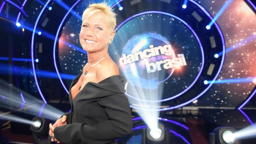 """Xuxa apresenta o """"Dancing Brasil"""" na Record - Divulgação"""