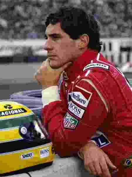 Ayrton Senna -  -