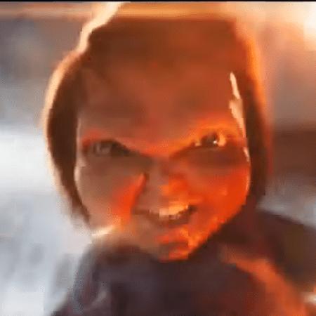 """Chucky em teaser de """"Jogador Nº 1"""" - Reprodução"""