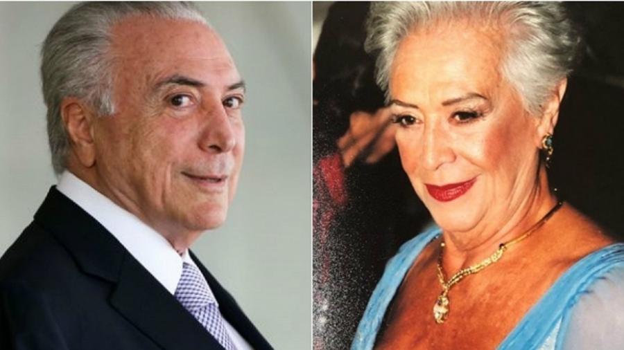 Web enxerga semelhança entre Temmer e mãe de Claudia Raia - Reprodução/Instagram