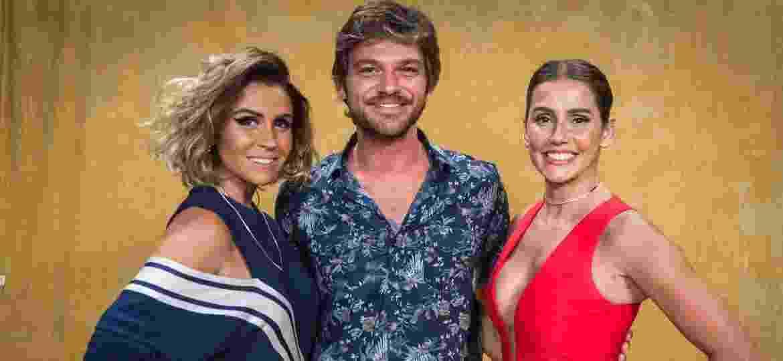 "Emilio Dantas, Giovanna Antonelli e Deborah Secco são protagonistas de ""Segundo Sol"" - João Cotta/ Globo"