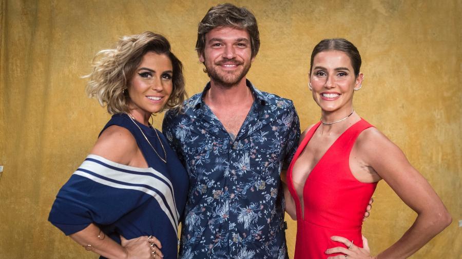 "Emilio Dantas , Giovanna Antonelli e Deborah Secco são protagonistas de ""Segundo Sol"" - João Cotta/ Globo"