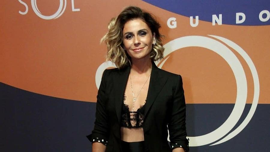 """Giovanna Antonelli participa de lançamento de """"Segundo Sol"""" - Marcos Ferreira/Brazil News"""
