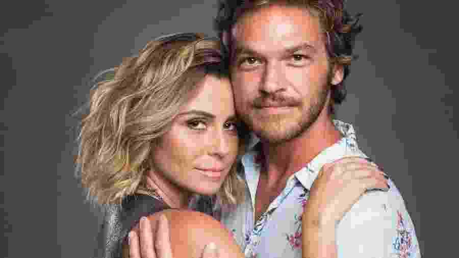 Luzia (Giovanna Antonelli) e Beto (Emílio Dantas): reencontro no sábado - João Cotta/TV Globo